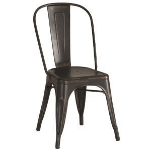 Bell Black Chair