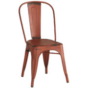 Bell Rust Chair