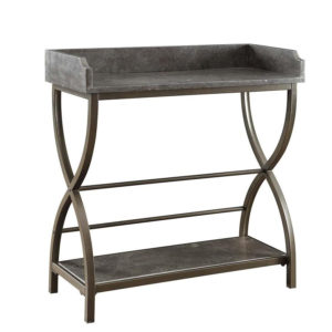 Bluestone Accent Table