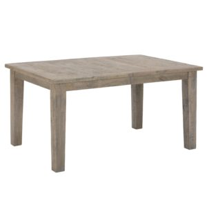 weathered pine rec table